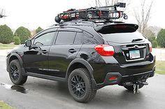 Custom 2017 Subaru Xv Crosstrek Limited 20 000 In Extras 3400 Miles One Owner