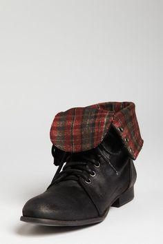 Love combat boots