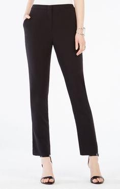 BCBG Tarik Straight Leg Trouser