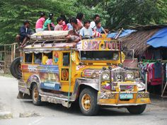 JEEPNEY PHOTOS | Pimp My Jeepney! [Video] Jeepney Art Festival | Retired in Samar ...