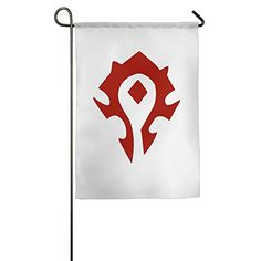 Role-playing Game World Of Warcraft Fashion Garden Flags Yard Flag Outdoor Flags @ niftywarehouse.com