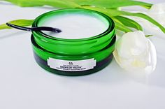 TBS THE BODY SHOP |  1 DROPS OF YOUTH™ | Anti-Aging mit pflanzlichen Stammzellen | Die Sleeping Mask ist richtig klasse im Sommer! #tbs #thebodyshop #dropsofyouth #antiaging