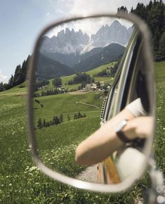 Perfectly matching the beautiful mountains in the reflection, Dolomites, Italy Nature Aesthetic, Travel Aesthetic, Aesthetic Photo, Aesthetic Pictures, Aesthetic Vintage, Photographie Portrait Inspiration, Images Esthétiques, Create Photo, Northern Italy