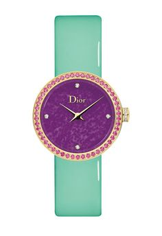La montre D Granville de Dior