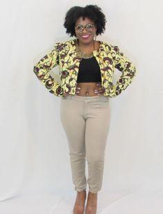 Carissa Jacket by AnkaraStreets.com #AnkaraStreets #Ankara #AnkaraPrint #Batik #Ikat #BroadCloth #AfricanPrint #AfricanClothing #African #100%Cotton #Cotton #WaxPrint #Wax #WaxFabric #Urban #StreetWear #Casual #Formal #Modern #Handmade #Custom #Etsy #Designer #Unique #AfricanJacket #AfricanPrintJacket #AnkaraJacket #AnkaraPrintJacket #AfricanKimono #KimonoJacket #CustomJacket #PrintedJacket #HandmadeJacket #PlusSizedJacket #BBWJacket #PetiteJacket