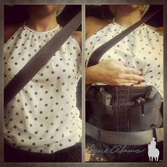Because being a responsible soccer mom is about more than baking cookies and playing carpool. Women's conceal carry holsters http://www.deneadams.com/shop/deep