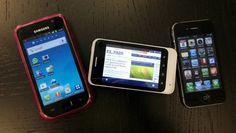 'Smartphone' por menos de 100 euros | Tecnología | EL PAÍS