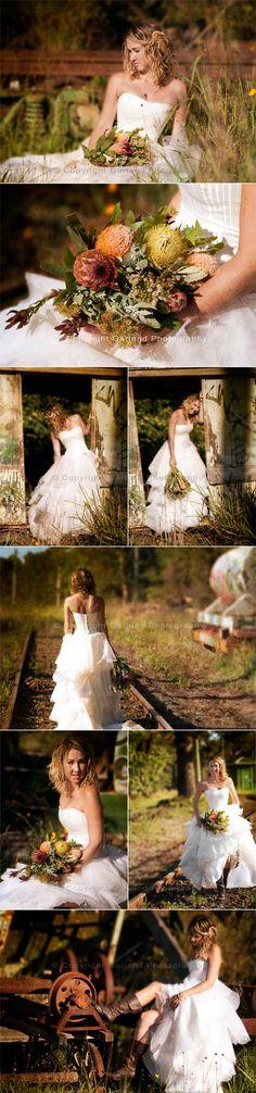 Like the dress :)