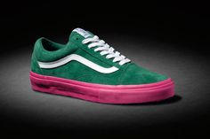 "Vans Syndicate Old Skool Pro ""S"" x Odd Future"