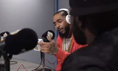 SPATE TV- Hip Hop Videos Blog for News, Interviews and more: NIPSEY HUSSLE FREESTYLES ON FLEX | #FREESTYLE089