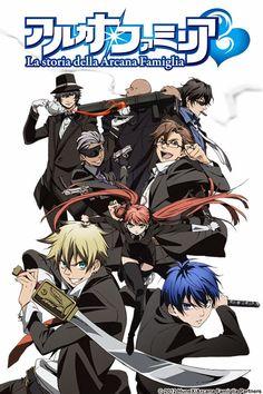 Arcana Famiglia Anime Ger-Dub