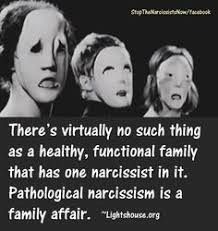 My ex husbands family is as selfish and stupid as he is. Whole family of miserable selfish animals.