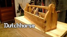 Image result for how to build an old fashion toolbox
