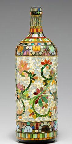 Google and search on pinterest - Decoracion de botellas ...