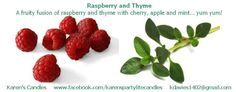 Raspberry & Thyme