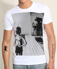 The (Wo)Mens Bathroom T-shirt