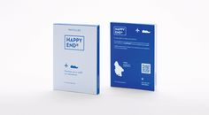 European Design - Happy End®, Agency: Chris Trivizas,  Agency URL: http://www.christrivizas.gr, Category: 28. Cards & Flyers, Award: Bronze, Year: 2014, Country: Greece, City: Athens