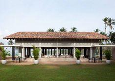 Amanwella (Aman Resorts), Tangalle, Sri Lanka, by Kerry Hill Architects Modern Architecture Design, Tropical Architecture, Vernacular Architecture, House Architecture, Modern Tropical House, Tropical House Design, Tropical Houses, Asian House, Thai House