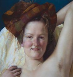 artiste américain John Currin