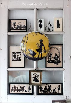 Welcome to Boxwood Cottage!: From Spring & Easter decorations, silhouettes and some new soldering