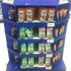 Gillette. Venus. Walmart/USA. March 29, 2012.