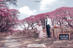 Falling in Love     | Pre Wedding Photo Session Tata & Guntur |    By. Sate Creative
