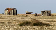 Dungeness Beach, Kent Dungeness Beach, Romney Marsh, South East England, Colour Yellow, Famous Landmarks, Terra, Continents, Great Britain, Seaside
