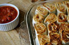 Pasadena Pinwheels | Once Upon a Recipe