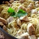 Stop Lookin'. Get Cookin'. » Cooking With Your Kids – Parmesan Chicken and Pasta