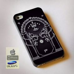 Magic Gate of Moria, Lord Of The Ring, The Hobbit For iPhone 4/4s case
