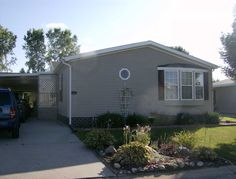 Friendship Mobile Home For Sale in Lapeer MI, 48446 Mobile Homes For Sale, Ideal Home, The Neighbourhood, Friendship, Shed, Outdoor Structures, Ideal House, The Neighborhood, Sheds