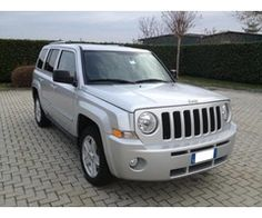 Jeep Patriot 2.2 CRD LIMITED 163 CV