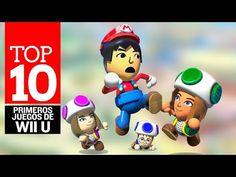 Los mejores juegos para Wii u - YouTube