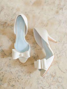 Bella Belle Ivory Bridal Shoes