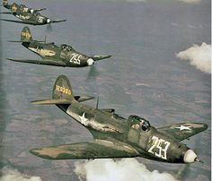 P-39 Air Cobras, Built in Weatfield new York