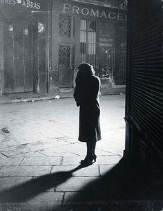 Brassaï Paris. France (1933)