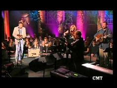 ▶ Alison Krauss & Vince Gill - The Lucky One (live_CMT Cross Country) (2nafish) - YouTube