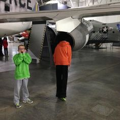 Don't stick your head in the exhaust pipe! #AirplaneAccident