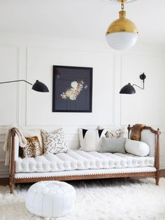 Daybeds: The Glorious Piece of Furniture You Should Be Using