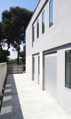 Fachadas y ventanas que ahorran