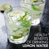 The first thing you #drink after waking up in the morning highly determines your #health. Drinking #lemon_water in the morning offers a number of benefits. #PopularFood #hydration #vitamin_C #weight_loss #digestion #Health_Benefits Benefits Of Drinking Water, Drinking Lemon Water, Gin Fizz, Lemon Water In The Morning, Healthy Life, Healthy Living, Popular Recipes, Popular Food, Health Benefits