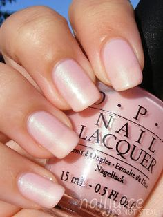 OPI Isn't It Romantic? NL H35 | Nail Juice