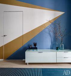 Квартира в Москве: дизайн интерьера от Марины Новиковой и Ольги Луис | Admagazine | AD Magazine