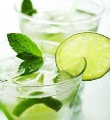 summer cocktails images - Google Search Fresco, Cocktail Images, Virgin Mojito, Summer Cocktails, Honeydew, Wine Glass, Beverages, Lime, Tasty