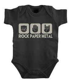 Ropa para reci/én Nacidos Rock Band The Offspring Cool Logo Trajes Populares para beb/és Onesies
