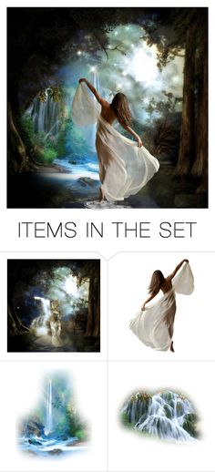 """""""Water Dancer"""" by stingrayro ❤ liked on Polyvore featuring art"""