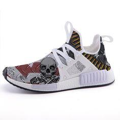 2nd Amendment Skull And Guns Sport Sneakers 2nd Amendment 7ba56a48be