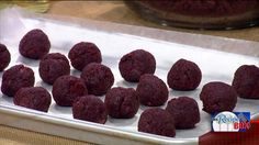 CLEVELAND, Ohio -- When it comes to Red Velvet Cake recipes, Fox 8's Kristi Capel has the cupcake recipe mastered, but what about when you want to change the recipe up to create a special Valentine's Day treat. Our favorite country chef, Lee Ann Miller showed Kristi how to take Red Velvet Cake to the next level by turning the decadent dessert into 'cake bites'.