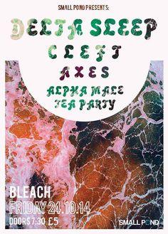 Delta Sleep, Cleft Axes & Alpha Male Tea Party
