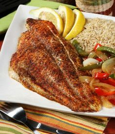 Grilled Catfish Recipes